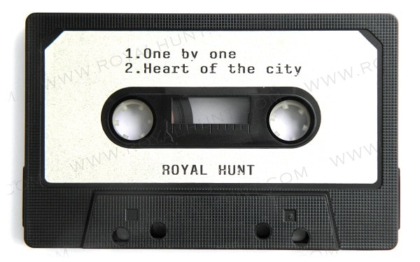Royal Hunt Demo Tape Side A