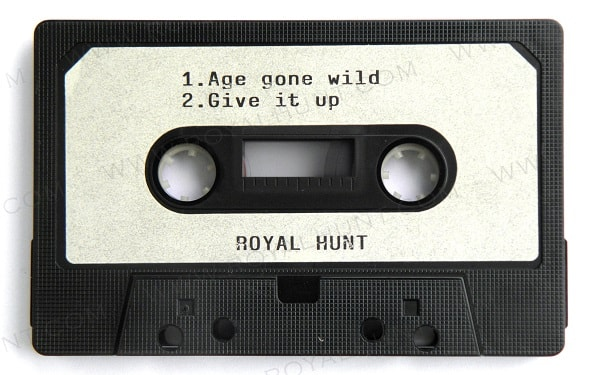 Royal Hunt Demo Tape Side B