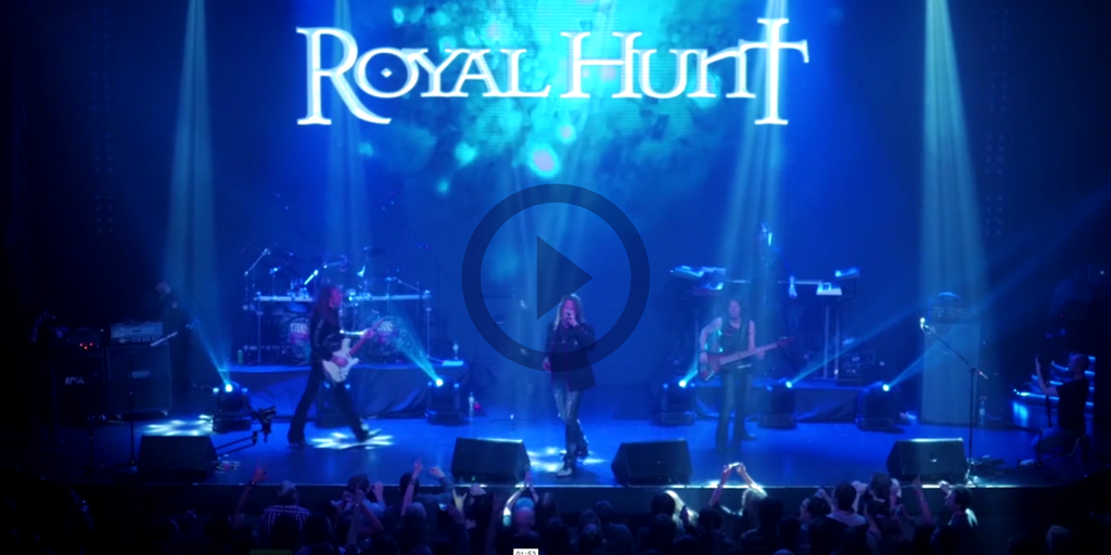 "Royal Hunt - ""2016"" Update #2: Listening Party"