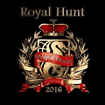 Royal Hunt Full Show Stream Download 2016 OUT NOW Live DVD BluRay Double CD Progressive Rock Power Metal Symphonic Metal Classic Rock Melodic Rock Metal AOR