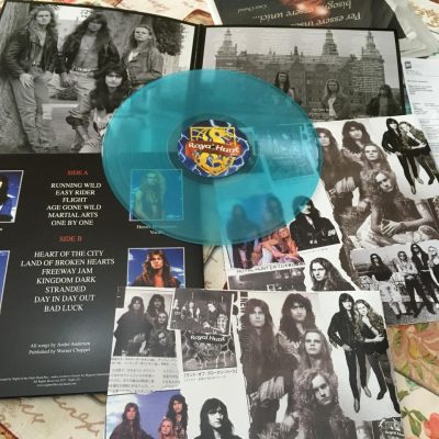 Land of Broken Hearts LP on Vinyl by Royal Hunt