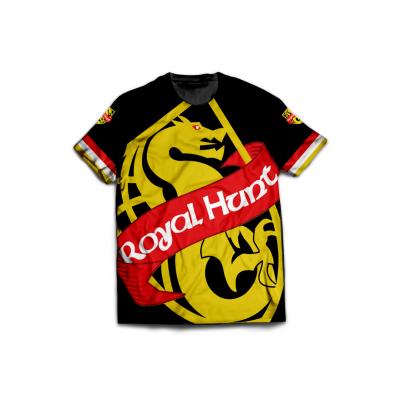 team-royal-hunt-t-shirt-back