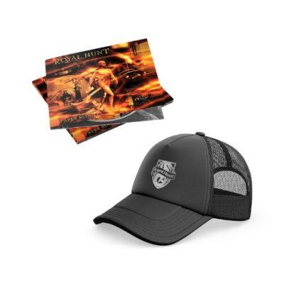 royal-hunt-paper-blood-collectors-cd-embroidere-cap-logo