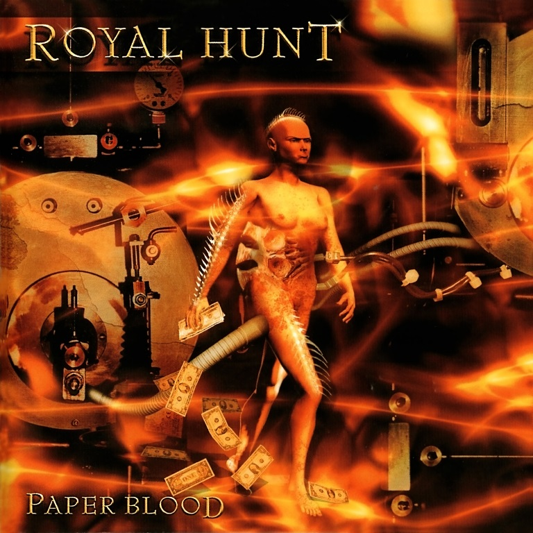 royal-hunt-paper-blood-studio-album-2005